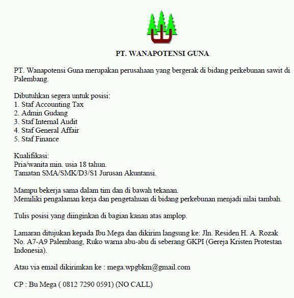 PT.Wanapotensi Guna