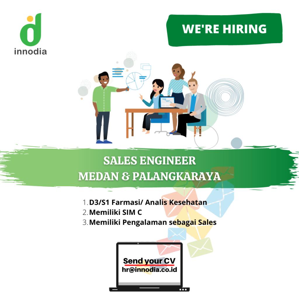 Lowongan Sales Engineer (2)